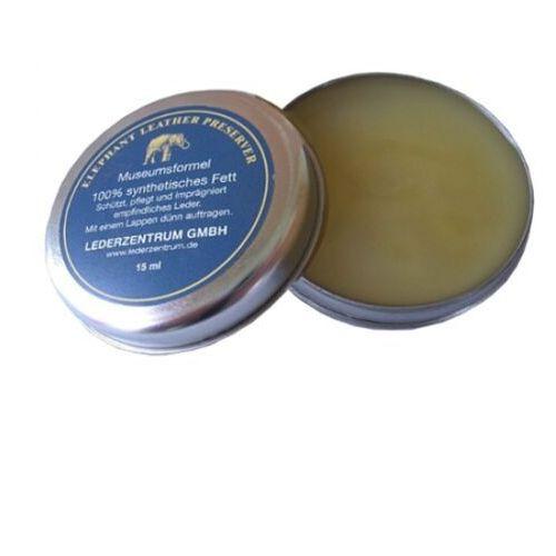 Środki do czyszczenia tapicerki samochodowe, Colourlock Elephant Leather Preserver 125ml wosk do skóry