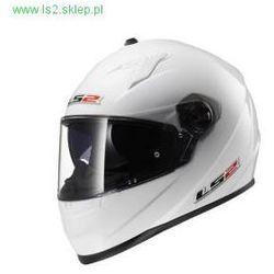 KASK LS2 FF322.1 CONCEPT II WHITE - Biały Połysk