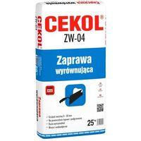 Zaprawy i szpachle, Cekol ZW-04 Zaprawa wyrównująca 25 kg