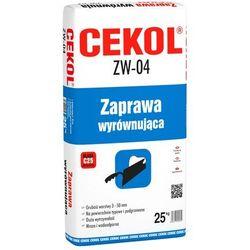 Cekol ZW-04 Zaprawa wyrównująca 25 kg
