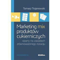 Marketing mix produktów cukierniczych oparty na za - Jeśli zamówisz do 14:00, wyślemy tego samego dnia. (opr. broszurowa)