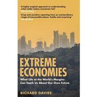 Książki do nauki języka, Extreme Economies - Davies Richard - książka (opr. miękka)