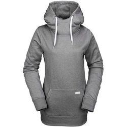 bluza VOLCOM - Yerba P/Over Fleece Heather Grey (HGR)