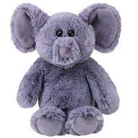 Pluszaki zwierzątka, Maskotka pluszowa słoń Ella Attic Treasures 24 cm
