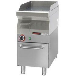 Płyta grillowa gazowa | KROMET 700.PBG-400G-C