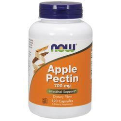 Now Foods Apple Pectin (Pektyny jabłkowe) 700mg 120 kaps.