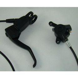 Hamulec hydrauliczny MAGURA LOUISE FR PRZÓD tarcza 180 SL IS 2000 czarna