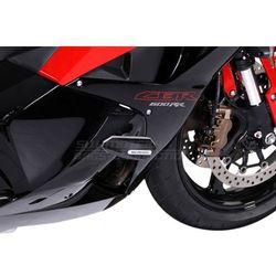 CRASH PADY HONDA CBR 600 RR (07-12) BLACK SW-MOTECH