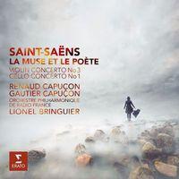 Koncerty muzyki klasycznej, Saint-saens: La Muse Et Le Poete (CD)