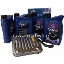 Filtr oraz olej ELF G3 automatycznej skrzyni 4SPD Dodge Stratus -2006