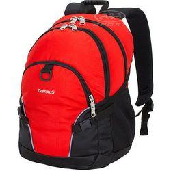 Plecak szkolny miejski 30L Kornat Campus/ Wysyłka 24h/ Gwarancja 24msc