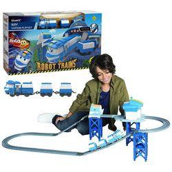 Robot Trains Stacja z pociągiem Kay zestaw