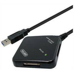 Unitek CZYTNIK KART PAMIĘCI USB 3.0; ALL IN 1; Y-3201