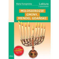 Mendel Gdański, Miłosierdzie gminy (opr. miękka)