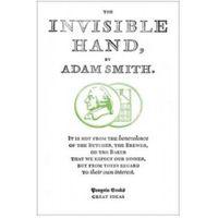 Powieści, Invisible Hand (opr. miękka)