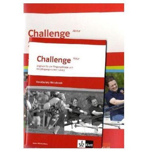 Pozostałe książki, Englisch für die Eingangsklasse und die Jahrgangsstufen 1 und 2, Workbook mit Prüfungsvorbereitung und Vocabulary Notebook Peter, Harald