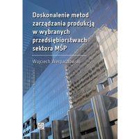 E-booki, Doskonalenie metod zarządzania produkcją w wybranych przedsiębiorstwach sektora MŚP