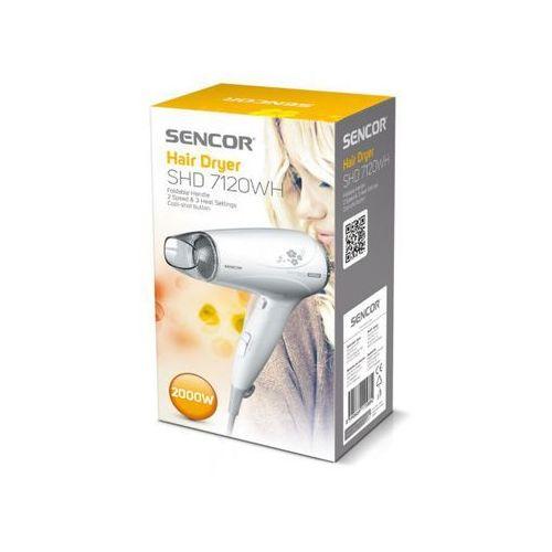 Suszarki do włosów, Sencor SHD 7120