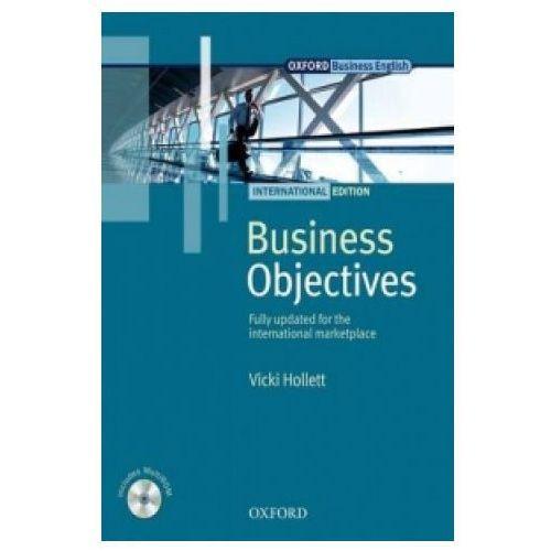 Książki do nauki języka, Business Objectives - Workbook Viktor Chrobok; Arnošt Pellant; Milan Profant (opr. twarda)
