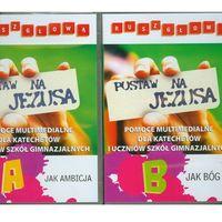 Filmy religijne i teologiczne, Postaw na Jezusa A jak Ambicja B jak Bóg - Św. Stanisława BM DARMOWA DOSTAWA KIOSK RUCHU