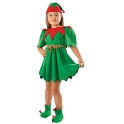 Strój Elf sukienka 122/128