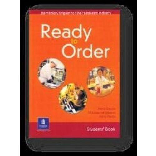 Książki do nauki języka, Ready to Order SB LONGMAN - Anne Baude, Montserrat Iglesias, Anna Inesta (opr. broszurowa)