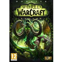 Gry PC, World of Warcraft Legion (PC)