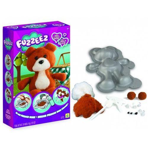 Kreatywne dla dzieci, Fuzzeez Zrób pluszowego zwierzaka Miś