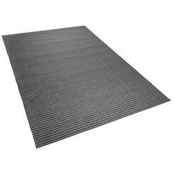 Dywan ciemnoszary 160 x 230 cm krótkowłosy KILIS