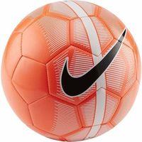 Piłka nożna, Piłka nożna Nike Merc Fade SC3023-809 biało-pomarańczowo-czarna