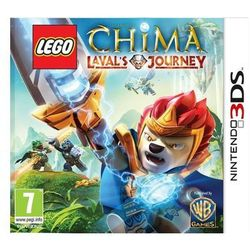 LEGO Legends of Chima: Laval's Journey - Nintendo 3DS - Akcja