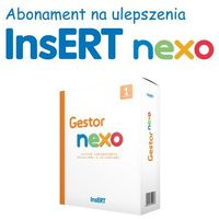 Programy kadrowe i finansowe, Abonament Gestor Nexo (dodatkowe stan.)