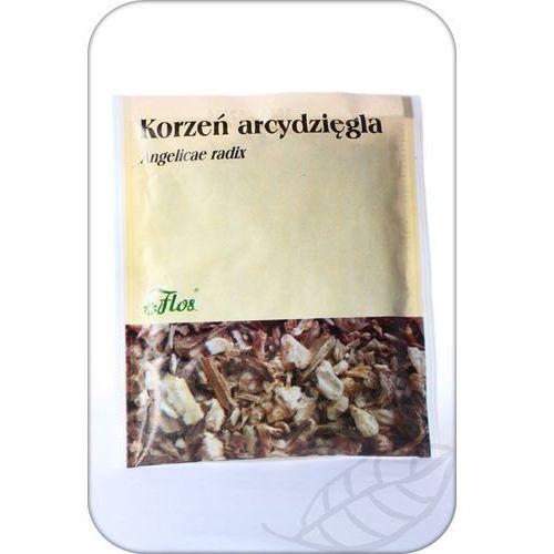 Pozostałe leki na układ pokarmowy, Herbatka Ziołowa Korzeń Arcydzięgla - - 50 g