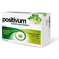 POSITIVUM tabletki uspokajające x 180 tabletek