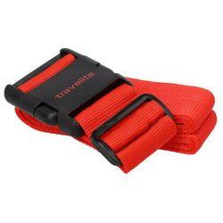 Pas do bagażu Travelite Accessories 208 Czerwony