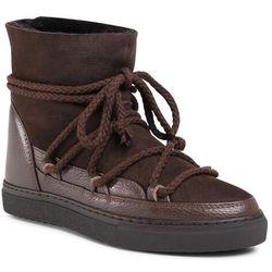 Buty INUIKII - Sneaker Classic 50202-001 Dark Brown