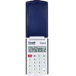 Kalkulator kieszonkowy TOOR TR-227 12-pozycyjny
