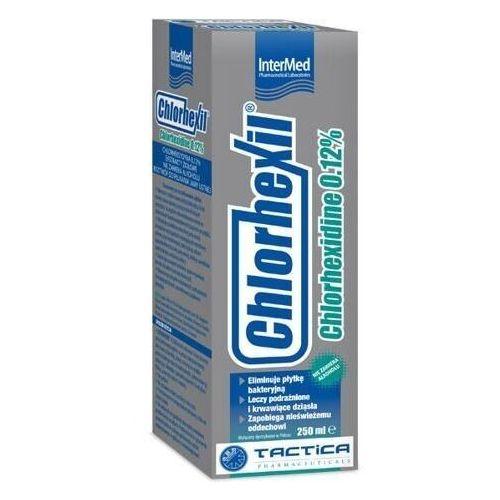 Płyny do płukania ust, CHLORHEXIL Płyn do płukania jamy ustnej 250 ml