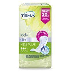 TENA Lady Ultra Mini, wkładki anatomiczne, 14 szt