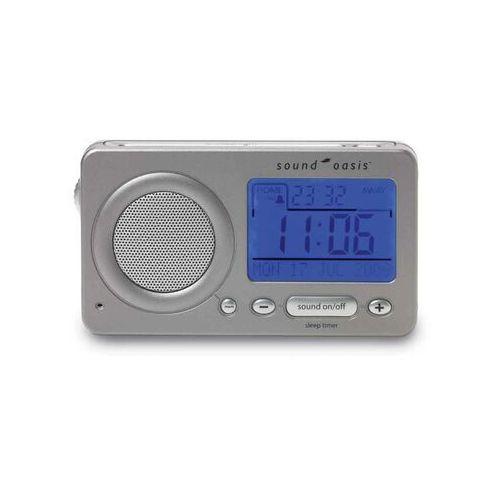 Pozostałe artykuły medyczne, Travel Sound Therapy System S-850. Generator dźwięków, zegar oraz budzik