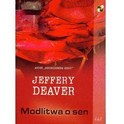 Modlitwa o sen - Jeffery Deaver (opr. miękka)