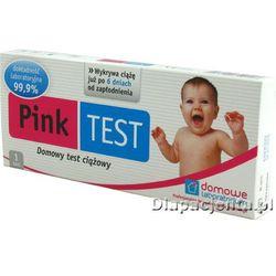 Pink Test - Test ciążowy płytkowy do użytku domowego