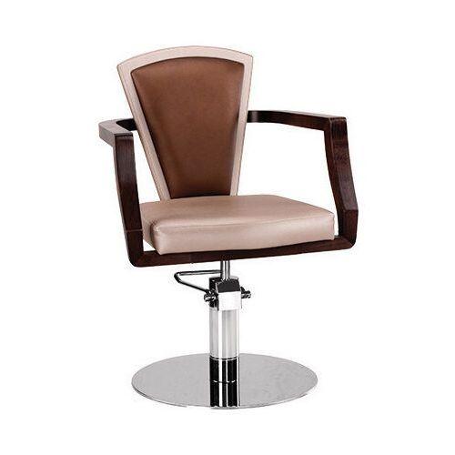 Meble fryzjerskie, Ayala KING 01 fotel fryzjerski na pompie hydraulicznej