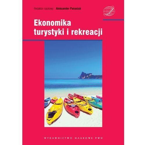 Biblioteka biznesu, Ekonomika turystyki i rekreacji (opr. kartonowa)
