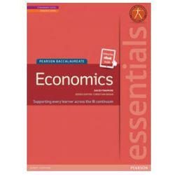 Pearson Baccalaureate Essentials: Economics Print + eBook Bundle (opr. miękka)