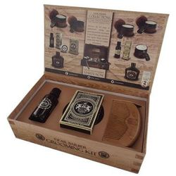 Dear Barber Beard Grooming Kit - olejek do brody + wosk + grzebień