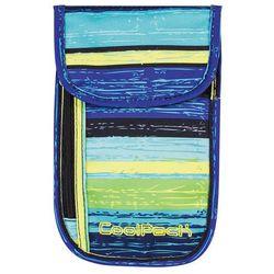 Portfel na szyję CoolPack Tourist Blue Lagoon (536) 61223CP