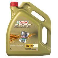 Oleje silnikowe, CASTROL EDGE 5W-30 M 5 Litr Pojemnik