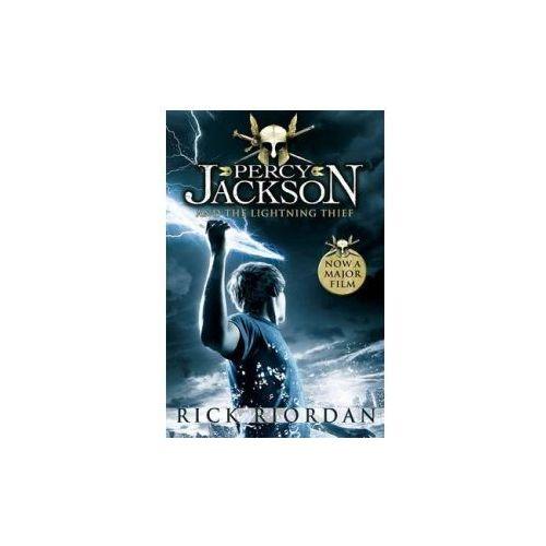 Książki do nauki języka, Percy Jackson and the Lightning Thief