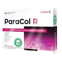 ParaCol R pasożyty czarny pieprz 30 kapsułek Colfarm